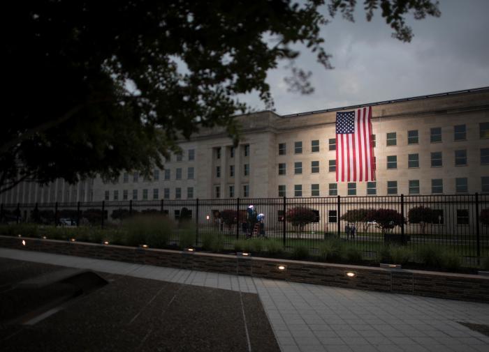 Пентагон перевели на осадное положение после сообщений о выстрелах