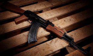 """Оружейный магазин """"открыт"""" для грабителей... всю ночь"""