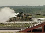 Наши танки снова быстры?