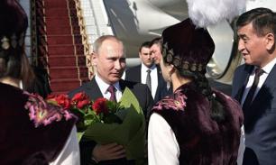 Зачем Путин ездил в Среднюю Азию