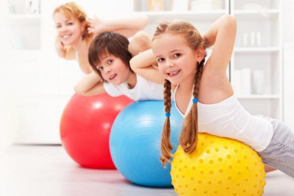 Необычные виды спорта для детей