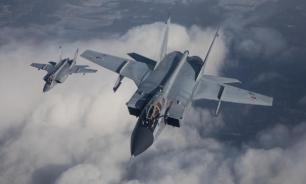 Авиапарк ЦВО пополнят шесть перехватчиков-истребителей МиГ-31БМ