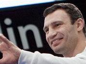 Виталий Кличко - украинский Саакашвили?