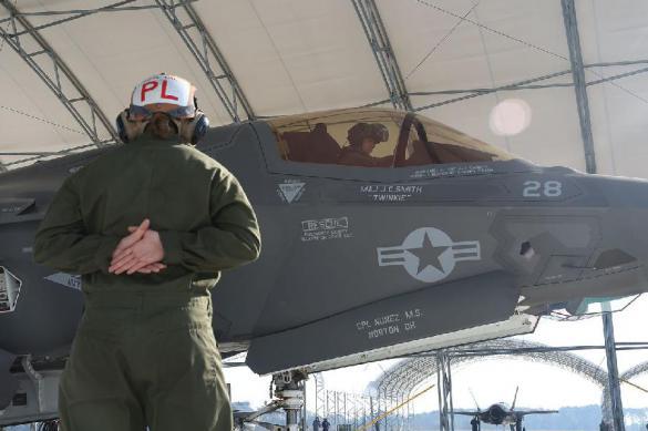 СМИ: ВВС США остались без запчастей