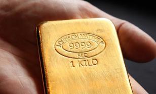 В России может появиться еще одна альтернатива доллару - золото