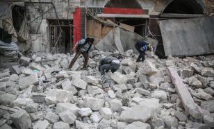 Турецкую бронетехнику обстреляли за нарушение границ Сирии