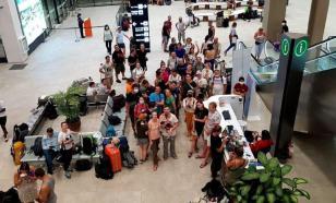 Российских туристов вернут на родину до конца марта
