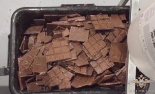 В Подмосковье закрыли подпольный цех по производству шоколада