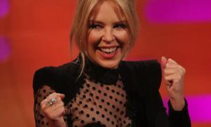 Певица Кайли Миноуг опубликовала песню с нового альбома