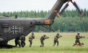 Германия: военщина заигрывает с нацистами