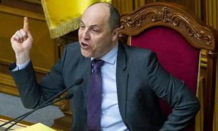 Спикер Верховной рады Украины Парубий снялся на видео в плавках