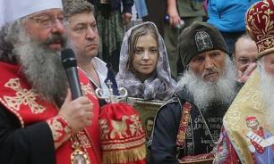 """""""Духовник"""" Поклонской призвал не ходить на митинги"""