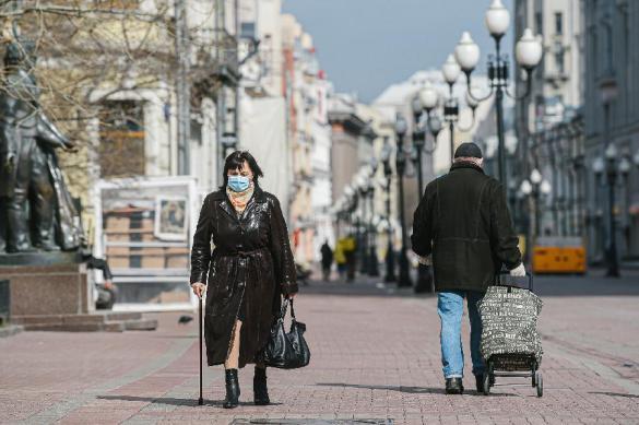 1175 новых случаев коронавируса выявлено в России за сутки