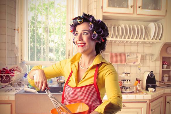 В Госдуме оценили актуальность пособия для домохозяек