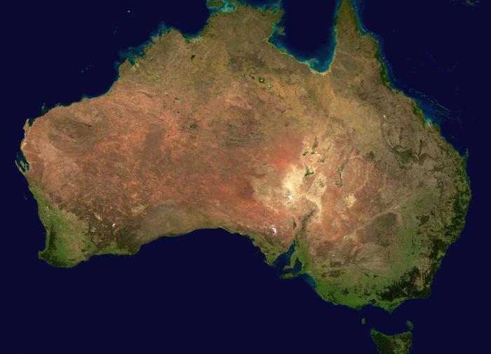 На дне океана у берегов Австралии обнаружили древние поселения