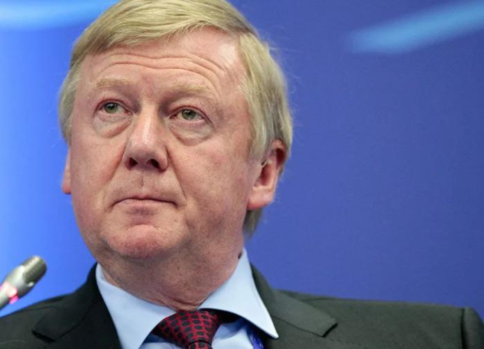 """СМИ: Чубайс может перейти из """"Роснано"""" в """"начальники Арктики"""""""