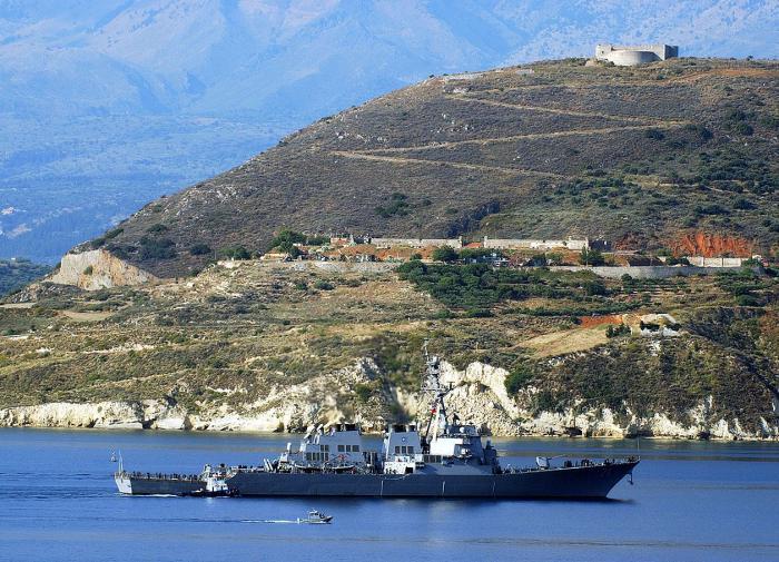 """На Калининград могло """"посягать"""" маломерное судно, а не эсминец США"""
