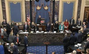 Сенат США принял пакет поддержки экономики объёмом $1,9 трлн