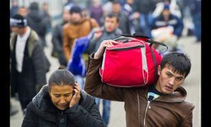 В Москве массово выдворяют мигрантов