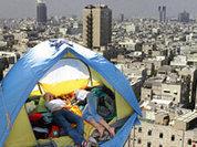 """Израиль: """"Палаточная революция"""" бедных евреев"""
