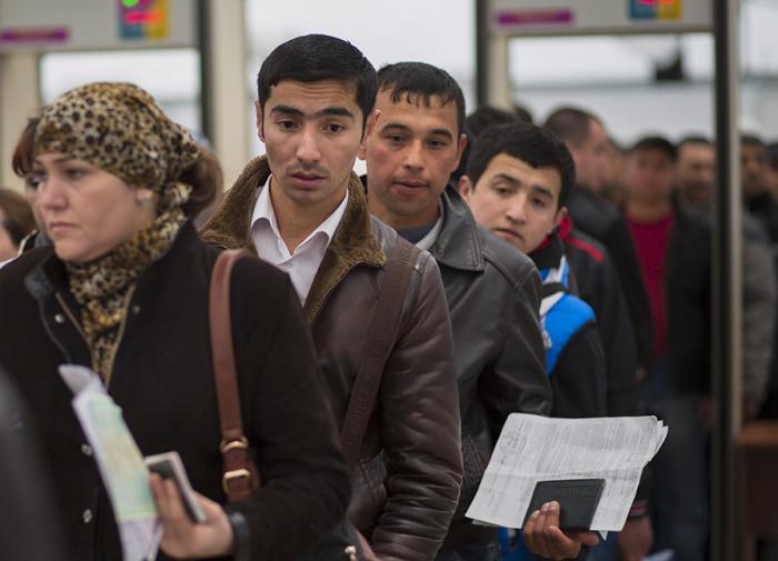 Злоумышленники легализовали пребывание в стране 50 иностранцев