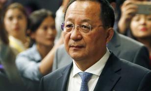 """Пхеньян предупредил США об """"очень большой угрозе для них"""""""