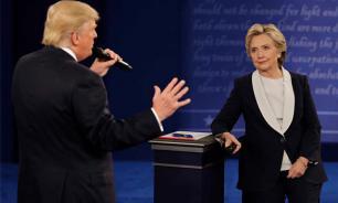Предварительные подсчеты показали, что за Клинтон проголосовали больше избирателей
