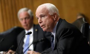 Маккейн: С Москвой говорить нужно только с позиции силы