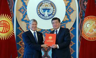 Новый президент Киргизии Жээнбеков. Будет ли он креатурой Атамбаева