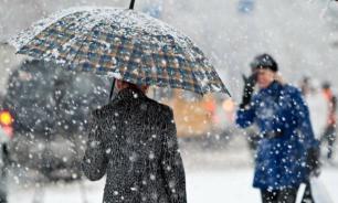 Синоптики спрогнозировали снегопад в России перед Новым годом