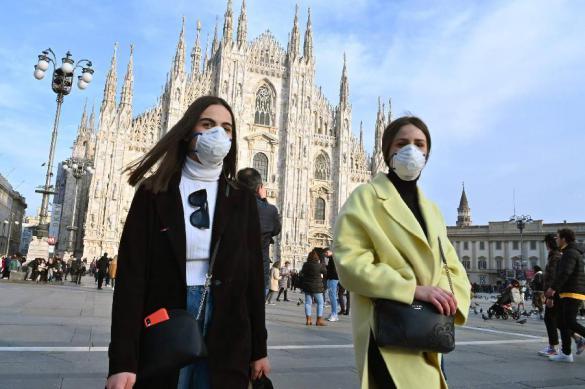 Италия бьет рекорды по числу вылечившихся от коронавируса за сутки