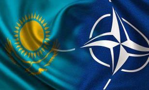НАТО ПРОВОДИТ УЧЕНИЯ В КАЗАХСТАНЕ