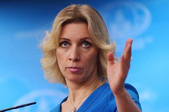 """Захарова: грузинские журналисты """"набросились"""" на делегацию РФ в Женеве"""