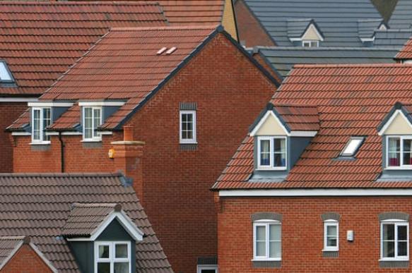 В Великобритании количество новых покупателей растет на фоне падения рынка ипотечных кредитов