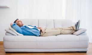 """Всего две недели """"диванной"""" жизни могут серьезно навредить организму"""