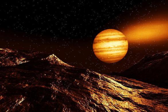 Запасы воды обнаружили на спутнике Юпитера