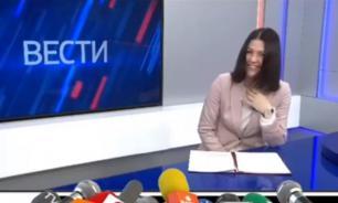 На ВГТРК прокомментировали смех телеведущей над льготами