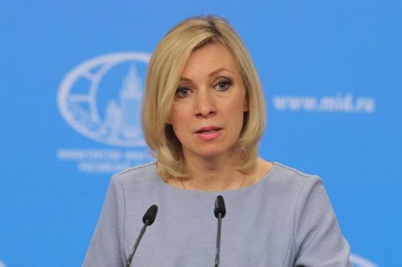 Захарова рассказала о ходе расследования дела Логинова в Италии