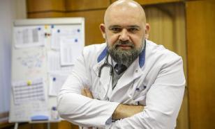 Главврач больницы в Коммунарке заболел коронавирусом