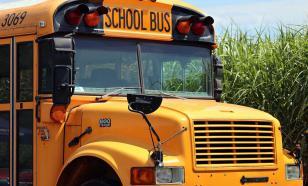 В Сосногорске школьный автобус столкнулся с грузовиком
