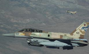 Израильские самолёты провели разведывательные полёты над Бейрутом