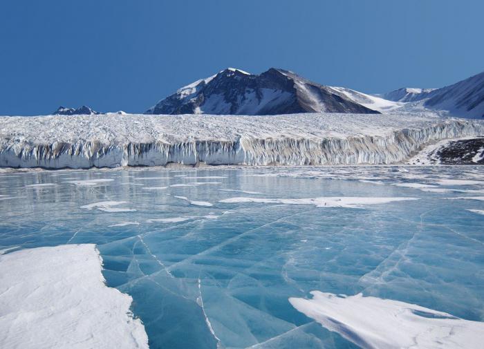 В Антарктиде найдены следы взрыва космического объекта