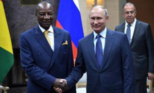 СМИ: военные мятежники задержали президента Гвинеи