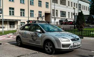 В России разработали дорожный знак для беспилотников