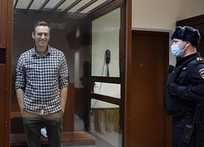 Навальный стал фигурантом дела о создании экстремистского сообщества