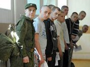 Российская армия станет добровольческой?