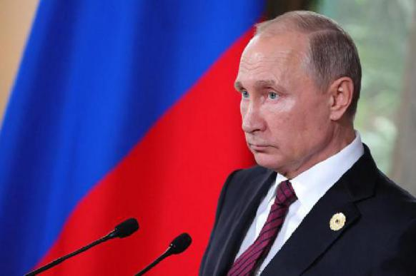 Переводчик рассказал, как Путин отреагировал на его оговорку