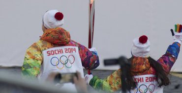 Двенадцать адыгейских всадников сопроводят олимпийский огонь