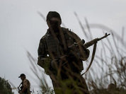 """В Донбассе нашли третью воюющую сторону, """"разбрасывающую снаряды"""""""