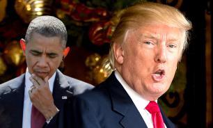 """Трамп """"сотрет"""" Обаму из истории США в четыре шага"""